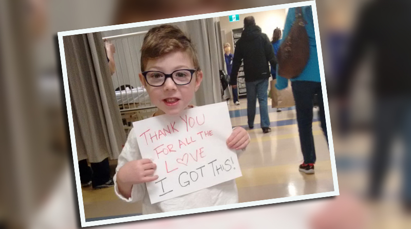 Ontario Boy With Cerebral Palsy Receives Surgery To Help Him Walk