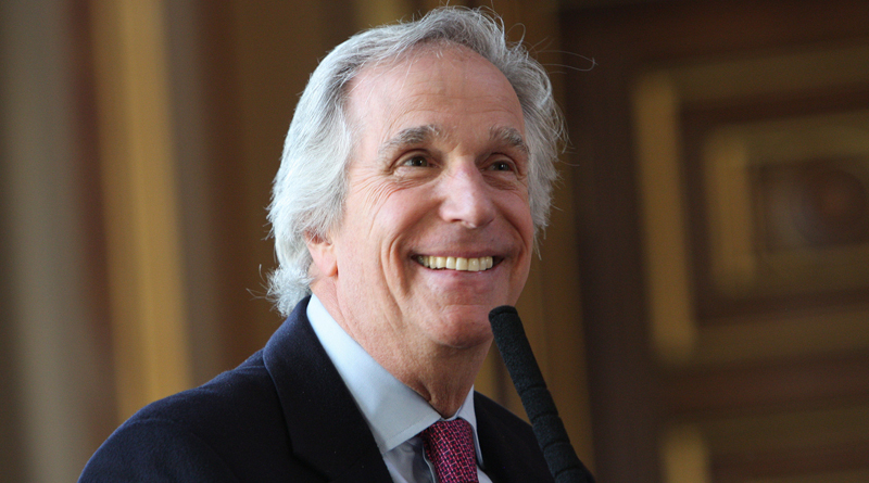 Beating The Dyslexia Label: How Henry Winkler Became A Best Selling Children's Author