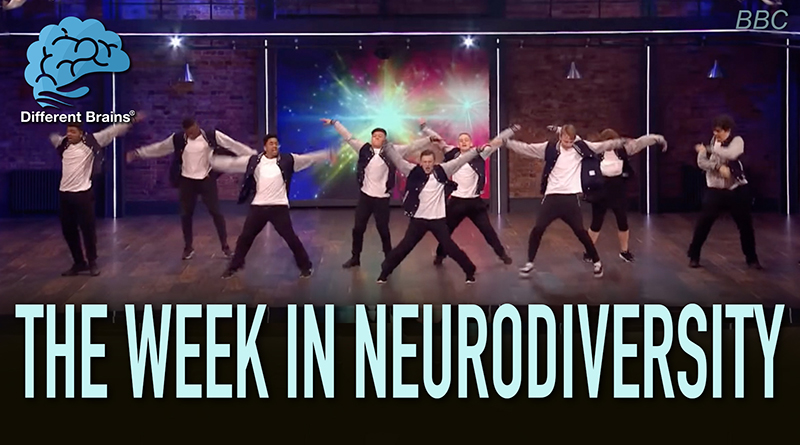UK Wowed By Dance Group With Autism