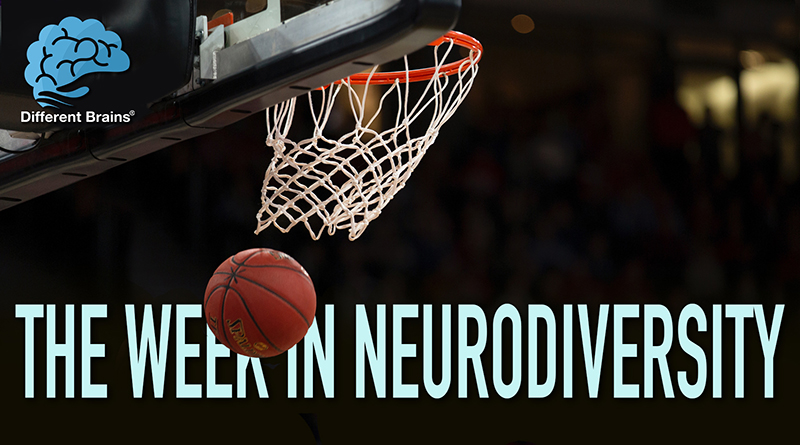 Blind Basketball Player With Cerebral Palsy Makes Amazing Shot