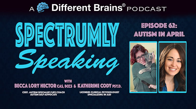 Autism In April | Spectrumly Speaking Ep. 62