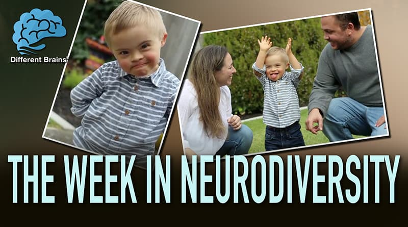 5 Year Old With Down Syndrome Becomes International Ambassador