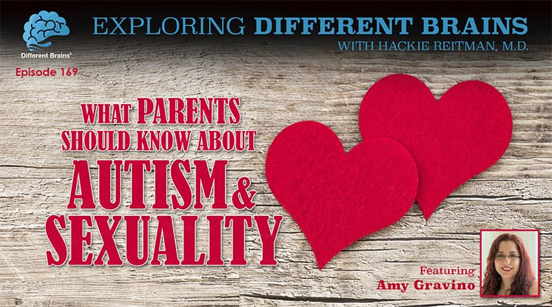 What Parents Should Know About Autism & Sexuality, With Amy Gravino   EDB 169
