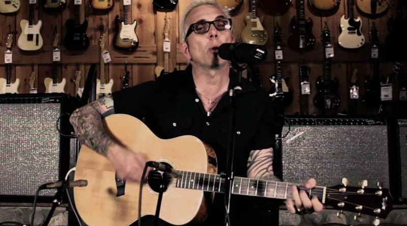 Everclear Frontman Art Alexakis Rocks On After MS Diagnosis
