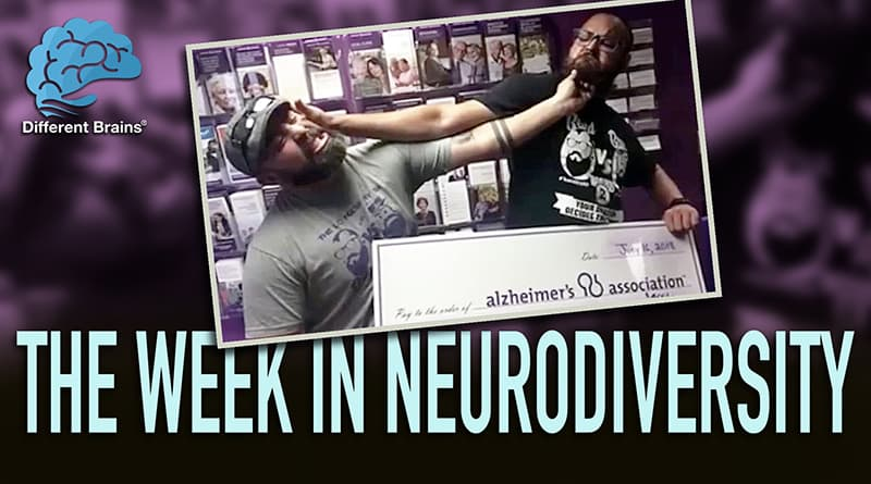 Texas Brothers Turn Dares Into Dollars For Alzheimer's