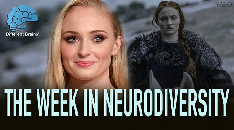 'Game Of Thrones' Star Sophie Turner Discusses Depression