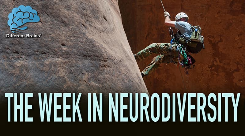 Rappelling 100 Feet For Dyslexia Funding