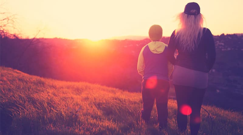 New Study: Exposure To Nature In Childhood May Improve Mental Health In Adulthood