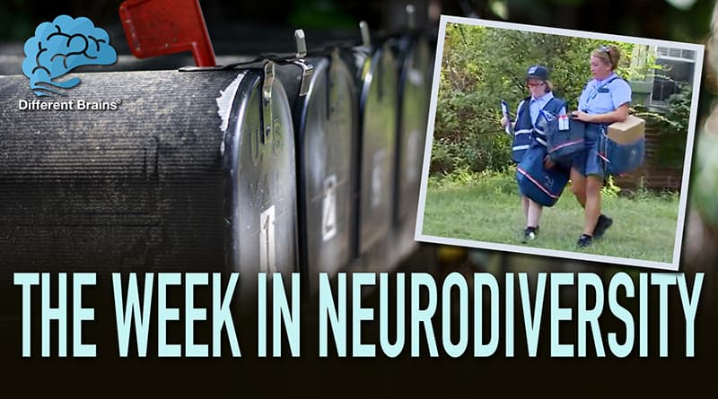 Woman With Down Syndrome Becomes Mail Carrier For A Day