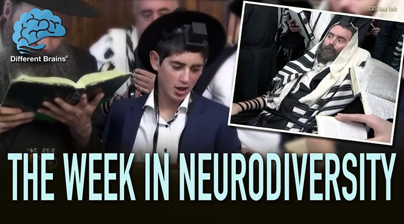 Rabbi With ALS Travels Across Country For Son's Bar Mitzvah