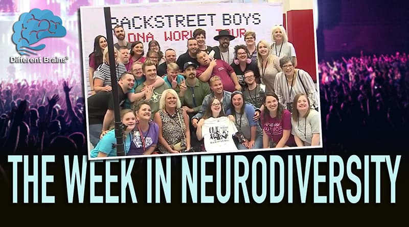 The Backstreet Boys Honor Fans With Down Syndrome