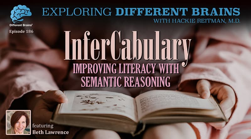 InferCabulary: Improving Literacy With Semantic Reasoning, With Beth Lawrence | EDB 186