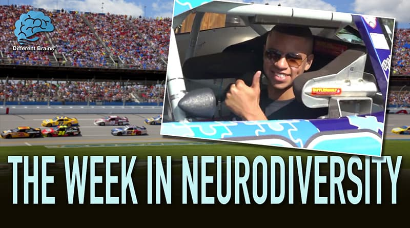 Nascar's First Driver With Autism