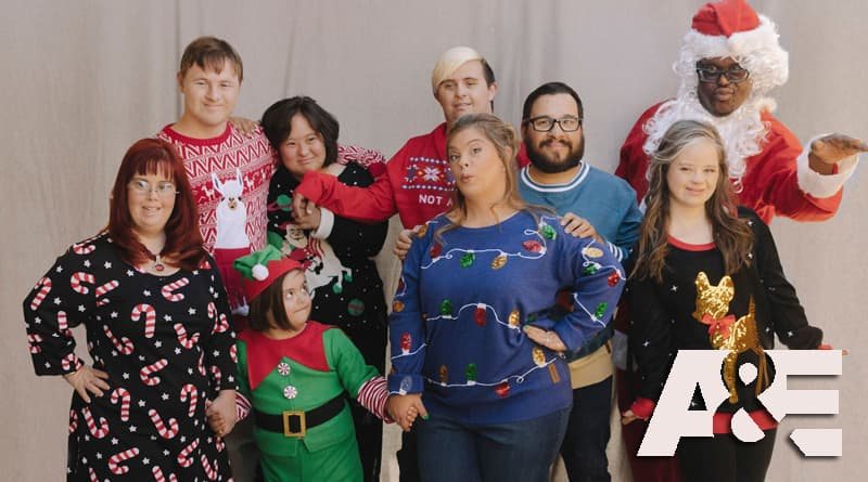 A&E's Groundbreaking Show About Down Syndrome Wrapping Up With Christmas Special