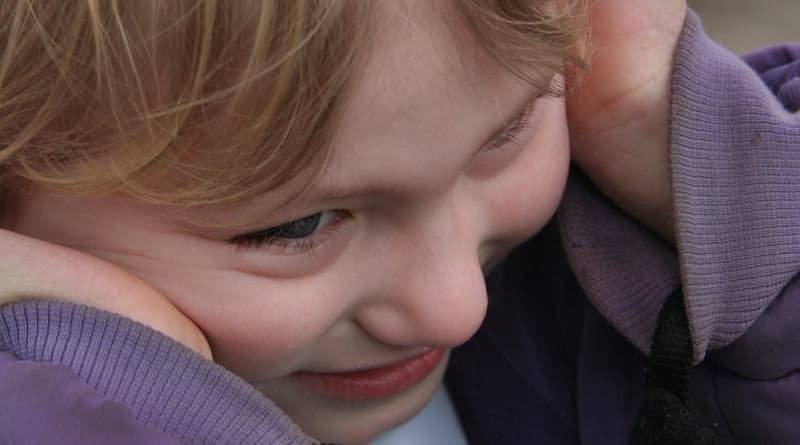 Cover Image - Struggling To Be Understood - A Childhood Autism Meltdown