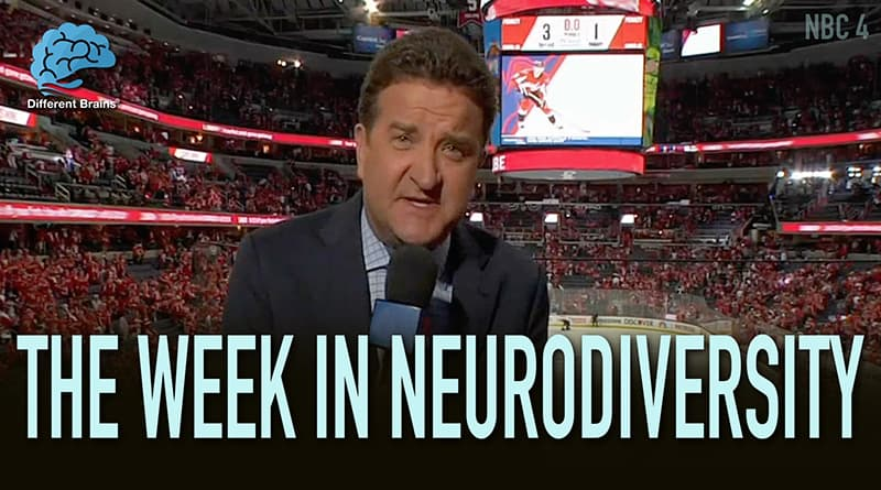 Cover Image - Sports Commentator Dave Johnson Shares Battle With Multiple Sclerosis