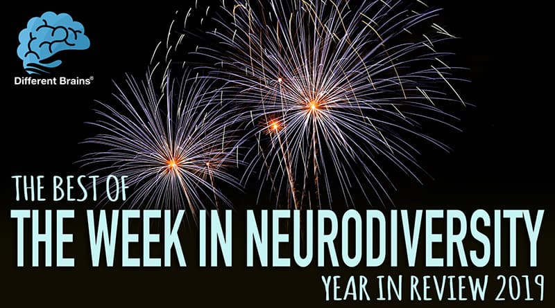Cover Image - The Best Of The Week In Neurodiversity 2019 Year In Review