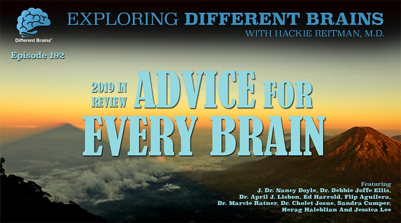 Cover Image - 2019 In Review: Advice For Every Brain