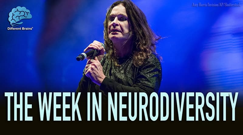 Ozzy Osbourne Shares His Battle With Parkinson's