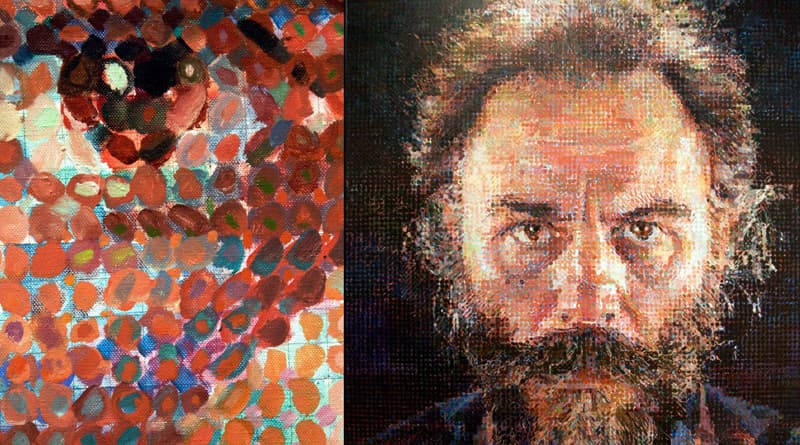 Dyslexia & Creativity: Chuck Close's Micro-Uniting And Universal Design