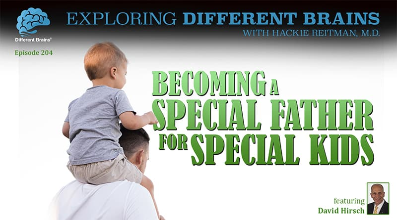 Cover Image - Becoming A Special Father For Special Kids, With David Hirsch