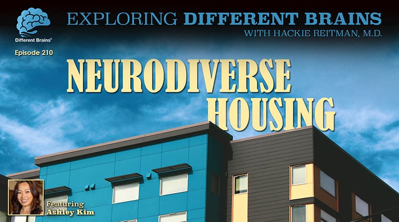 Cover Image - Neurodiverse Housing, With Ashley Kim | EDB 210