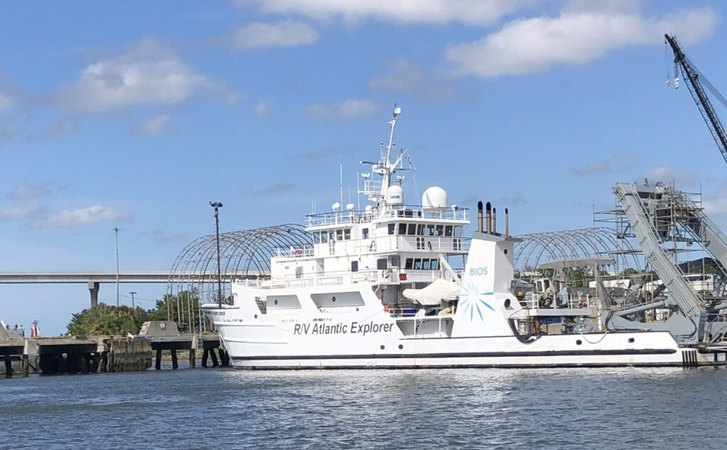 R/V Atlantic Explorer