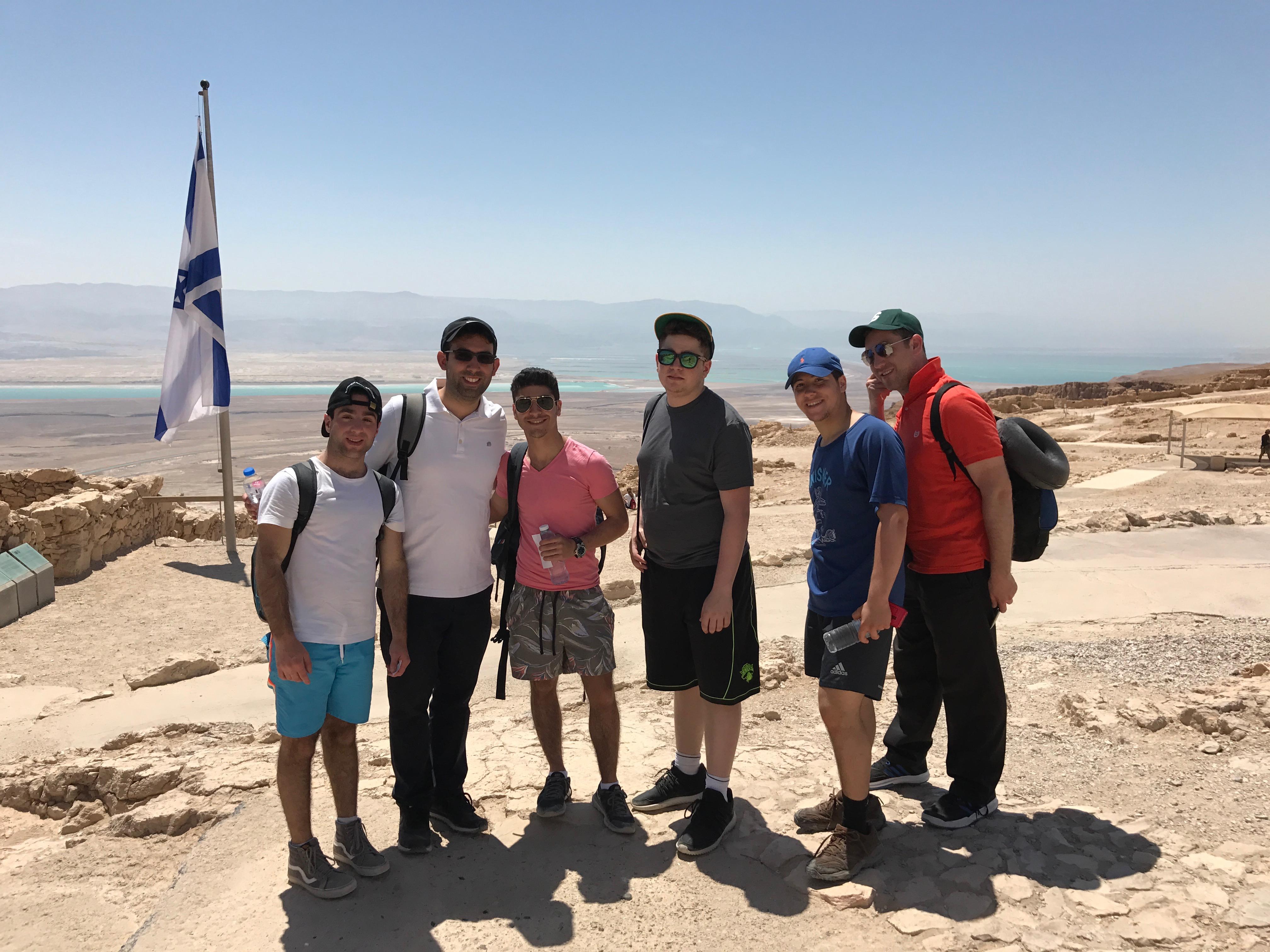 Senior Trip to Israel