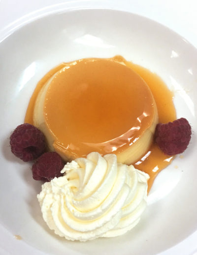 Creamy Crème Caramel