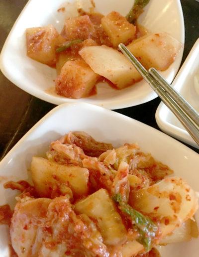 Tasty Korean Kimchi