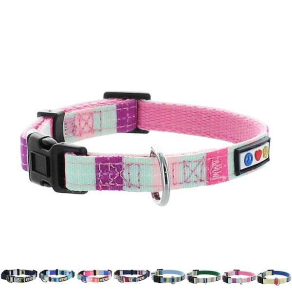 Pawtitas Multicolar Dog Collar17