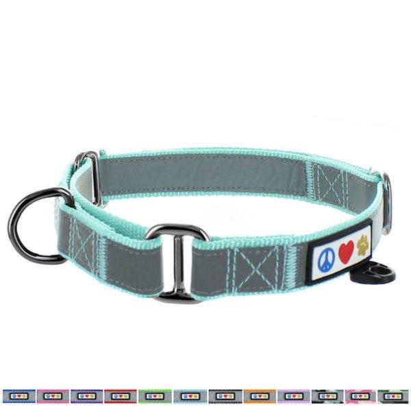 Reflective Martingale Collar Dog1