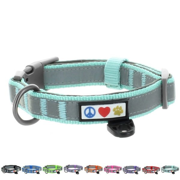 Pawtitas Reflective Padded Collar Dog28