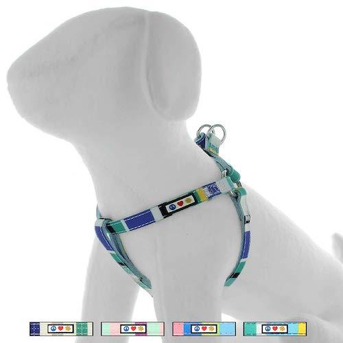 pawtitas multicolor harness