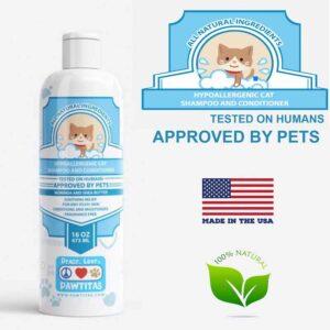 Natural Cat Shampoo