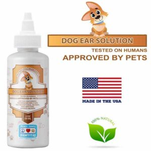 Natural dog ear solutions