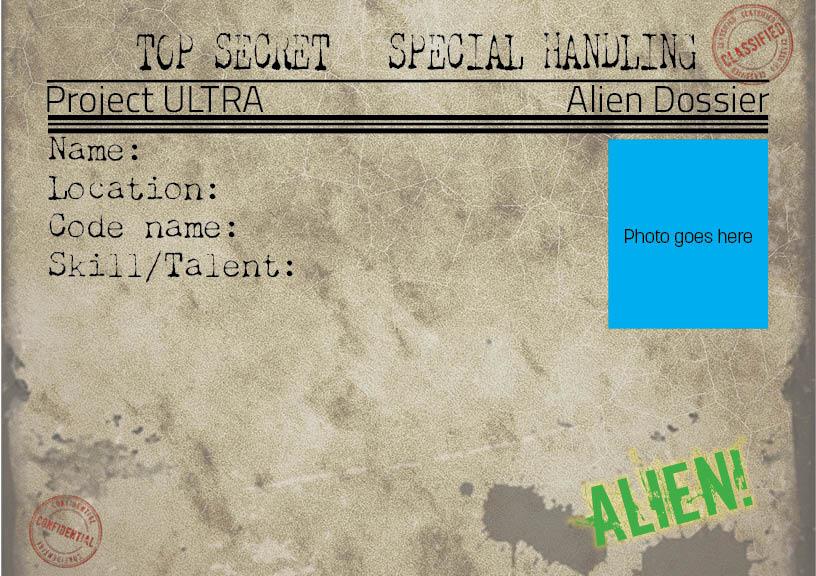 Alien Dossier