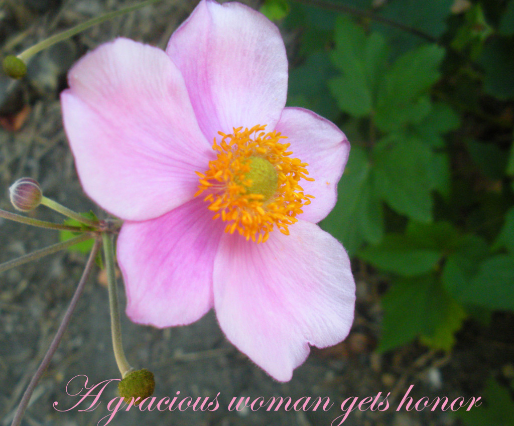 Gracious Woman