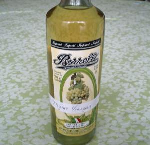 thyme vinegar