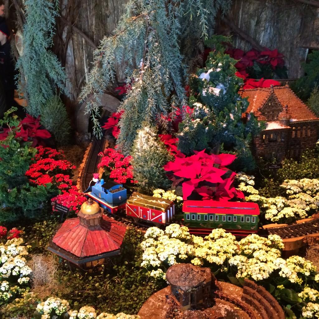 Christmas Train Exhibit