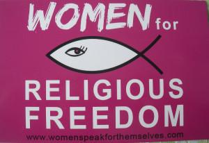 Women Speak for Themselves
