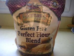Gluten free flour from Costco
