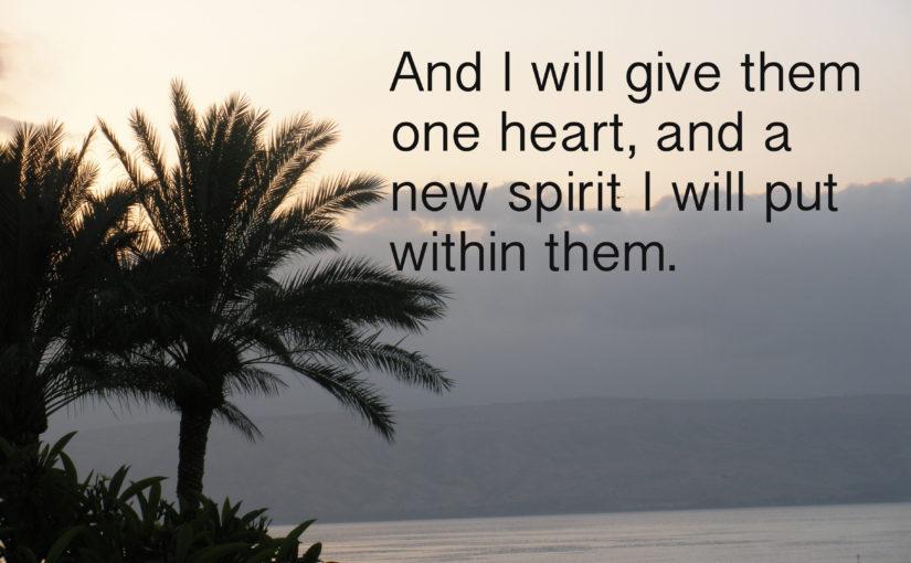 Ezekiel on Heart of Stone and Heart of Flesh