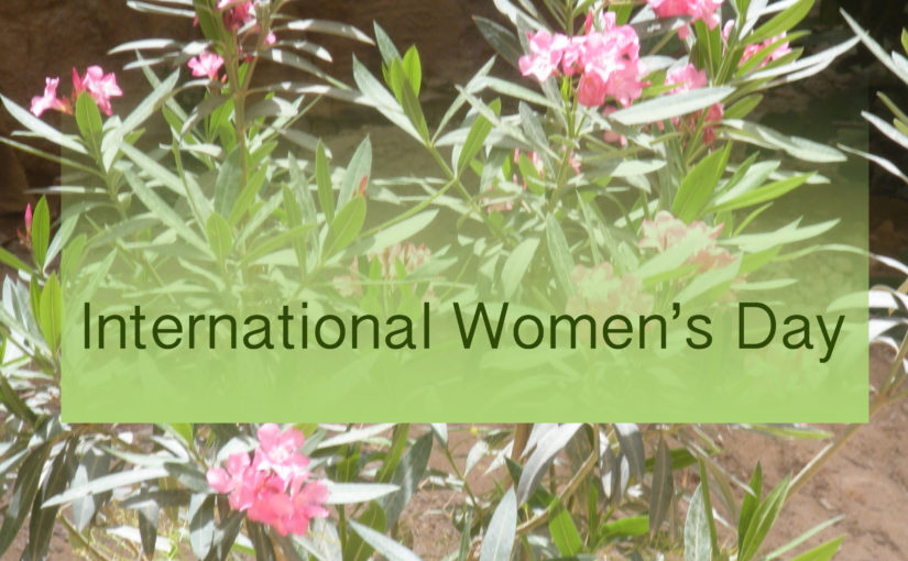 Gratitude on International Women's Day