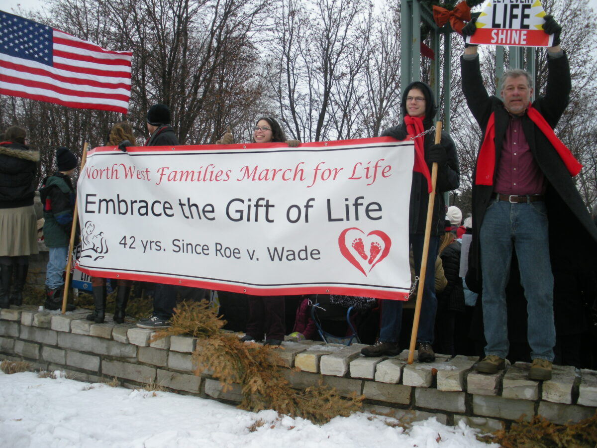 The March for Life and the President