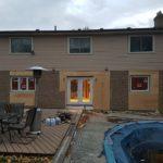 Main Floor Home Renovation - Exterior