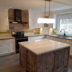 Main Floor Home Renovation - Kitchen
