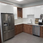 Remax Hamilton Office Renovation - Kitchen