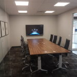 Remax Hamilton Office Renovation - Board Room