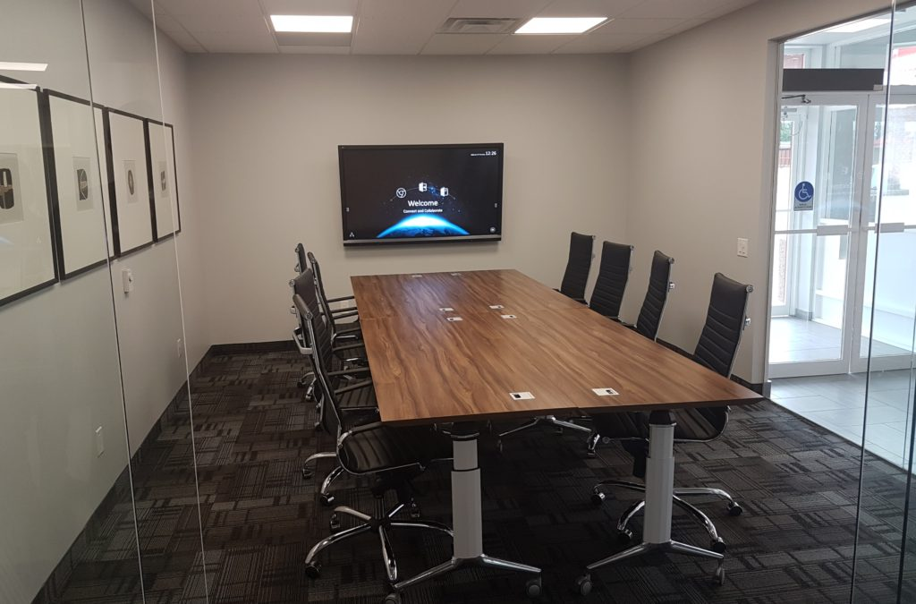 Remax Hamilton Office Renovation